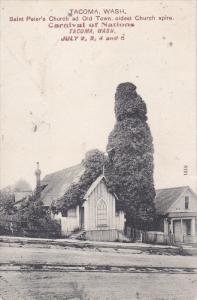 St Peter's Church , TACOMA , Washington , 00-10s