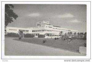 Hotel Jaragua, Ciudad Trujillo, 40-60s
