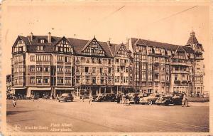 Belgium Knokke Zoute Place Albert Auto Vintage Cars Hotel
