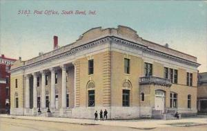 Indiana South Bend Post Office 1913