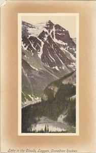 Lake In The Clouds, Laggan, Canadian Rockies, Canada, 1910-1920s
