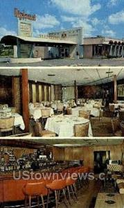 Diplomat Restaurant Utica NY Unused