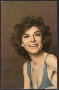 ANNE BANCROFT Actress Movie Star 1976 Chrome
