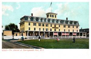 Rhode Island Narragansett Pier , The Atwood Hotel