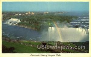Niagara Falls, New York, NY Post Card Postcard Niagara Falls NY 1964