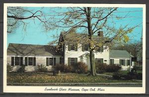 Massachusetts, Sandwich - Glass Museum - [MA-194]