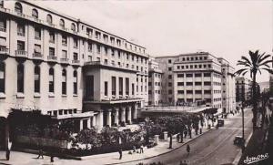 RP, Hotel Aletti, Air France, Hotel De Ville, Alger, Algeria, Africa, PU-1953