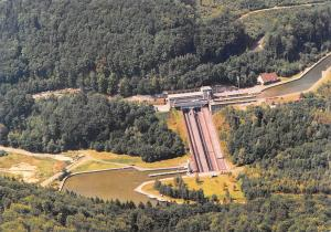 Saint Louis Arzviller Moselle Canal de la Marne au Rhin Transverse Elevator