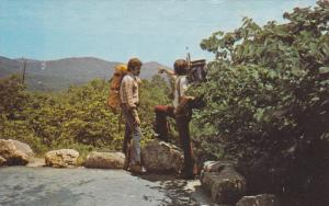 Hiking , Hot Springs , Arkansas , 40-60s