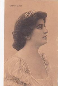Beautiful Woman Maxine Elliot