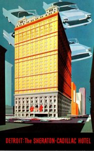 Michigan Detroit Sheraton-Cadillac Hotel