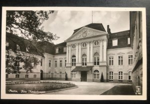 Mint Germany RPPC Real Pictures Postcard Berlin old chancellery View
