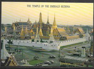 Thailand, Bangkok, Temple of the Emerald Buddha, unused