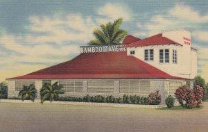 Everglades , Florida , 30-40s ; Bamboo Tavern
