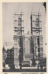 England London Westminster Abbey