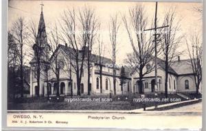 Presbyterian Church, Owego NY