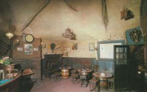 Jerusalem Inn Lounge Bar Rare Photo Postcard