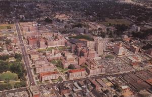 MEMPHIS, Tennessee, 1940-1960's; Memphis Hospital Center, University of Tenne...