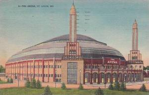 Missouri Saint Louis The Arena 1944