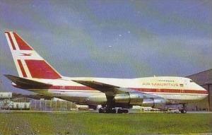 Air Mauritius Boeing 747SP-44 3B-NAG