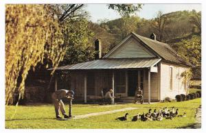 Vintage Jack Daniel's Whiskey Old Employee Office b 1952 Distillery Lynchburg TN