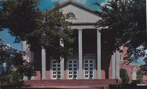 MEMPHIS, Tennessee; Bellevue Baptist Church, 40-60s