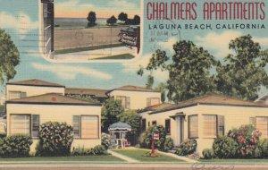 LAGUNA BEACH , California , 1959 ; Chalmers Apartments