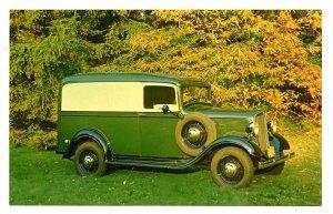 1934 Chevrolet Half-Ton Panel Delivery Truck