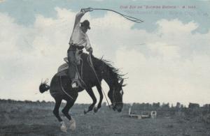 RAPID CITY , South Dakota; 1908 ; Stockmanns' Day Rodeo