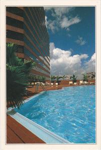 Swimming Pool Regent International Hotel Hong Kong