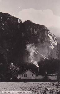 RP, The Chief, Squamish, British Columbia, Canada, 1920-1940s