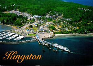 Washington Kingston Aerial View 2005