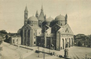 Italy Padova Basilica of st anthony Postcard