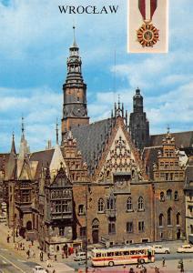Poland Wroclaw Miasto nad Odra. Jeden z najwiekszych w Polsce