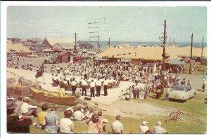 Rockland, ME - Lobster Festival Time - 1960