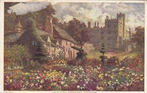 The Peakland Series No. 2, The Cottage, Haddon Hall, Derbyshire, England, U...