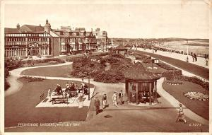 Whitley Bay, Promenade Gardens, Bicycle Bike, Animated Beach