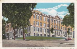HAVERHILL, Massachusetts; High School, 10-20s
