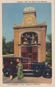Michigan Dearborn Daimler 1914 Henry Ford Museum &  Greenfield Village Curteich
