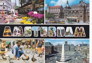 Multi View Amsterdam Netherlands