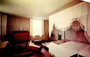 Connecticut Windsor Oliver Ellsworth Homestead Bedroom