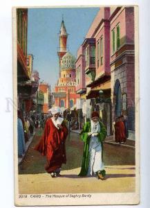 191924 EGYPT CAIRO Mosque Saghry Bardy Lehnert & Landrock