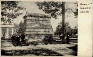 Monument to Unknown Dead - Arlington, Virginia