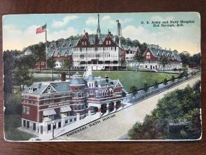 US Army & Navy Hospital, Imperial Bath House, Hot Springs, Ark. D5
