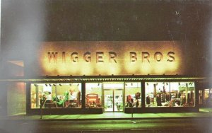C.1905-10 Wigger Bros. Store, Napa, Cal. Vintage Postcard F27