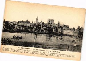 CPA BEAUGENCY - Vue générale de la Ville (270627)