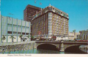 Nevada Reno Mapes Hotel