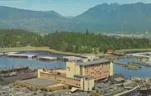 Bayshore Inn , VANCOUVER , B.C. , Canada , 50-60s