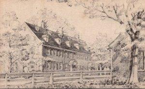North Carolina Winston Salem Brothers House
