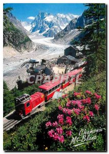 Postcard Modern CHAMONIX MONT-BLANC